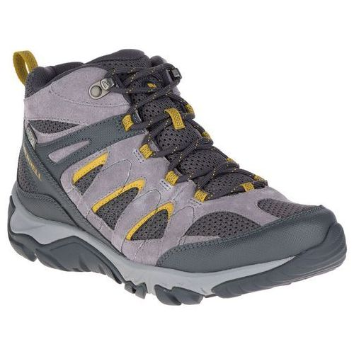 Buty outmost mid vent wp j09509 szary 44,5, Merrell