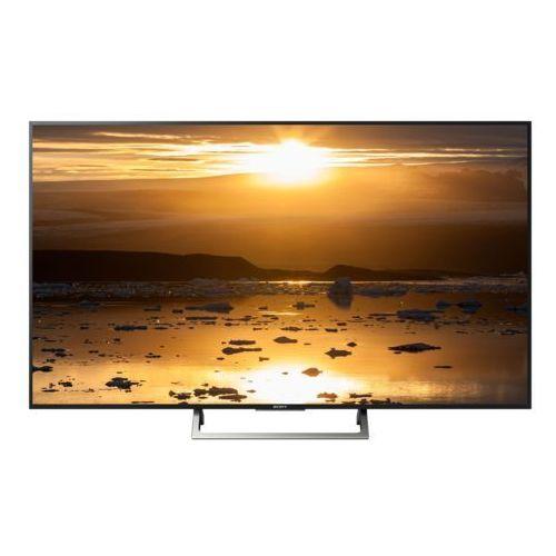 TV LED Sony KD-55XE7005. Najniższe ceny, najlepsze promocje w sklepach, opinie.
