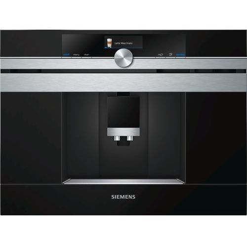Siemens CT636LES1, automat do kawy