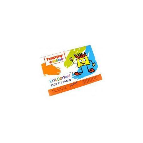 Staedtler Blok rysunkowy kolor a4 happy color premium 80g