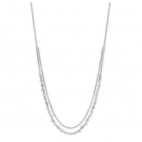 Fossil Biżuteria - naszyjnik ja6917040 - sale -30%