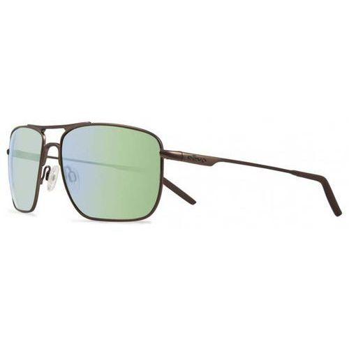 Okulary słoneczne re3089 groundspeed crystal polarized 03ggn marki Revo