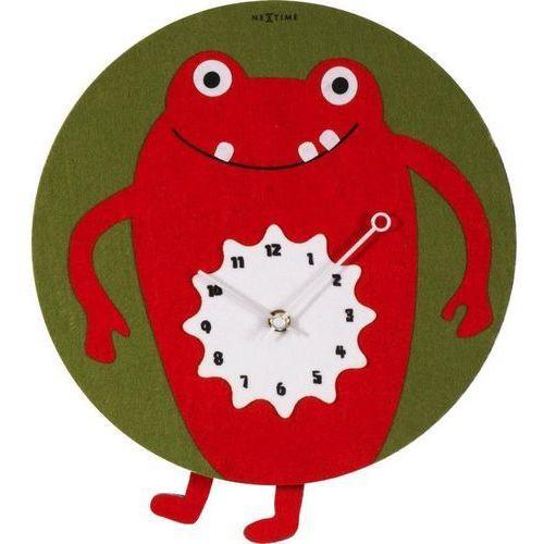 - zegar ścienny redrique - 30 cm marki Nextime