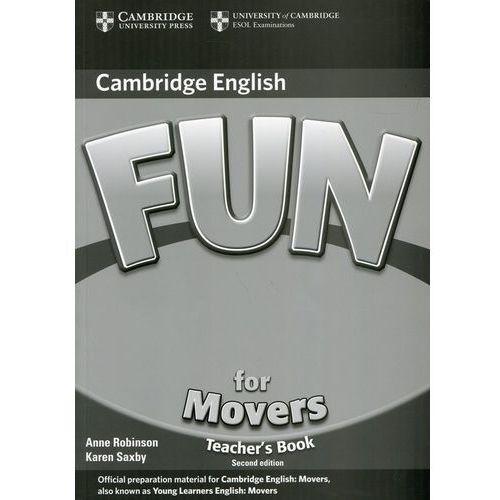Fun for Movers (2nd Edition) Teacher's Book (książka nauczyciela) (160 str.)