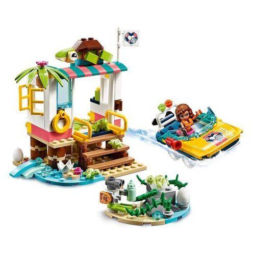 41376 NA RATUNEK ŻÓŁWIOM (Turtles Rescue Mission) KLOCKI LEGO FRIENDS