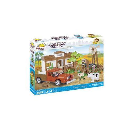 Cobi Klocki Action Town Farma 420 elementów