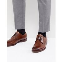 ALDO Yilaven Leather Derby Shoes In Tan - Tan