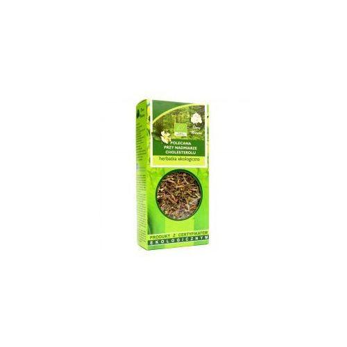 Herbata Cholesterol 50g BIO DARY NATURY (5902741005175)