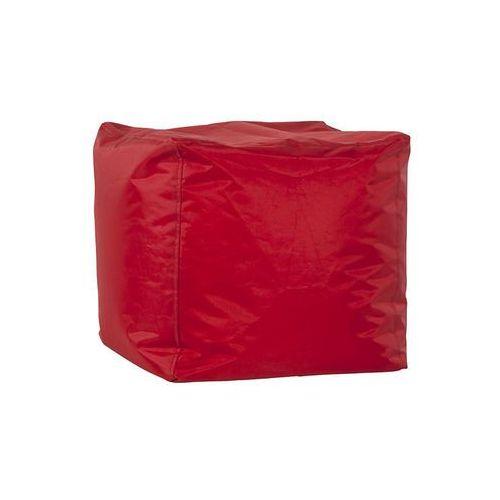 Kokoon design Pufa funky czerwony