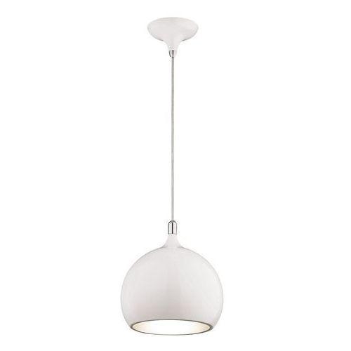 Flask lampa wisząca 1-punktowa MA03586CA-001 WHITE, kolor Biały