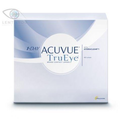 Acuvue 1-day trueye 180 szt. soczewek marki Johnson&johnson