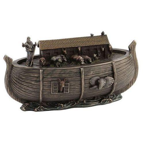 Mała szkatułka – arka noego (wu77033a4) marki Veronese