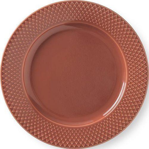 Talerz śniadaniowy rhombe 23 cm marki Lyngby