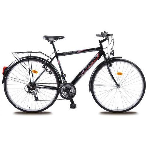 """Olpran Olpran rower trekkingowy Mercury 28"""" M black - BEZPŁATNY ODBIÓR: WROCŁAW!"""