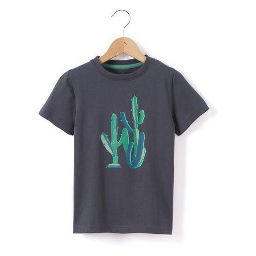 T-shirt z nadrukiem kaktusa 3-12 lat marki Abcd'r