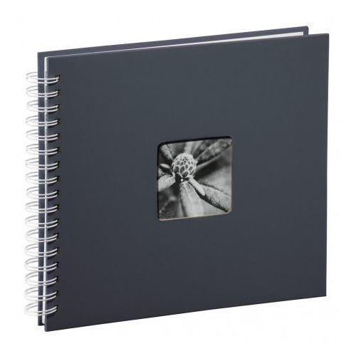 album fine art 36x32/50 szary /bałe strony marki Hama
