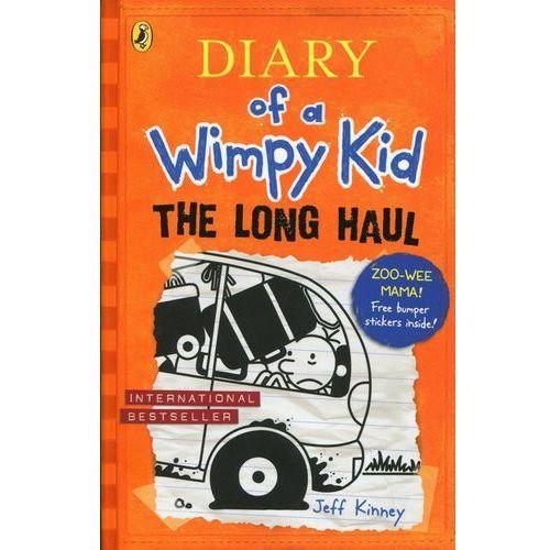 Diary of a Wimpy Kid The Long Haul - TYSIĄCE PRODUKTÓW W ATRAKCYJNYCH CENACH (236 str.)