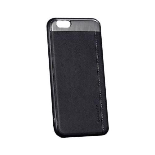 Etui QULT Back Case Slate do iPhone 6/6S Plus Czarny, kolor czarny