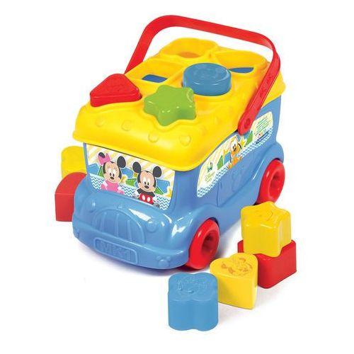 CLEMENTONI 14395 Autobus Baby Mickey sorter, CentralaZ5670