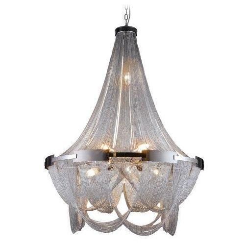 Cosmo light Lampa wisząca roma - p09109cr - - rabat w koszyku