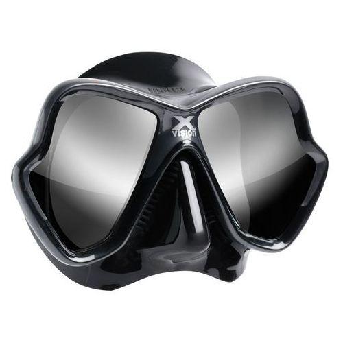Mares Maska do nurkowania x-vision ultra liquidskin silver lens + darmowy transport!