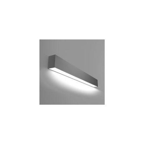 Aqform Set tru 86 led l940 hermetic 26365-l940-d9-00-01 alu mat kinkiet led ip44 aquaform