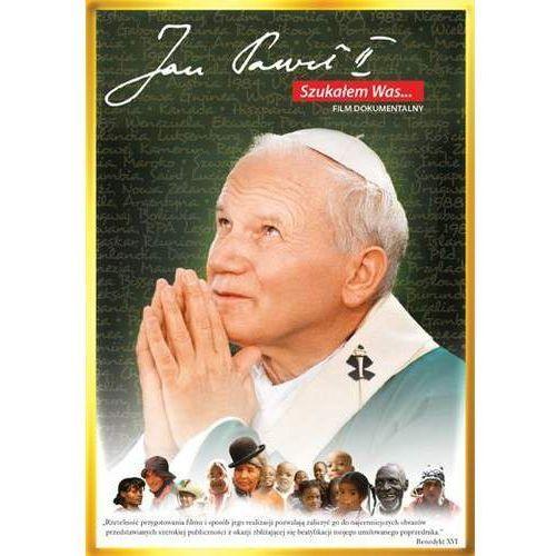 Galapagos films Jan paweł ii. szukałem was (digipack) 7321997500049 (7321997500049)