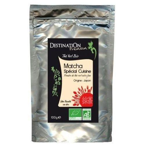 Herbata Zielona Matcha Japońska 100g - Destination (3700111079700)