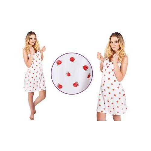 Italian fashion Koszula nocna jagoda: czerwień