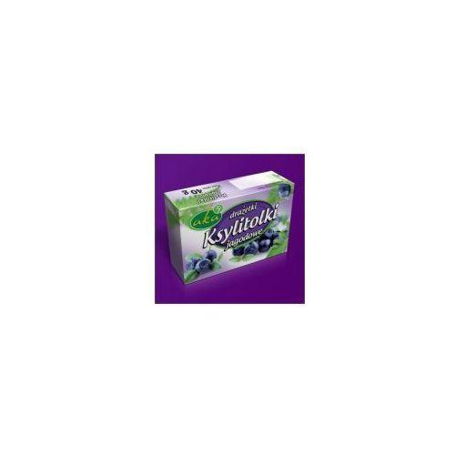 Drażetki pudrowe Ksylitolki jagodowe 40g (5908228012070)