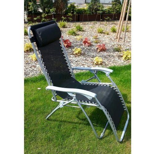 Relaksacyjny fotel plażowy, ogrodowy regina marki 4home