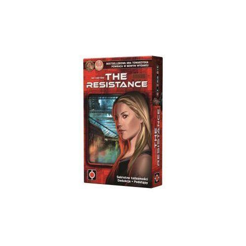 gra the resistance (edycja polska) - szybka wysyłka (od 49 zł gratis!) / odbiór: łomianki k. warszawy marki Portal games