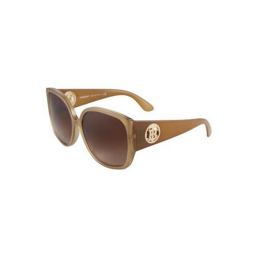 okulary przeciwsłoneczne beżowy marki Burberry
