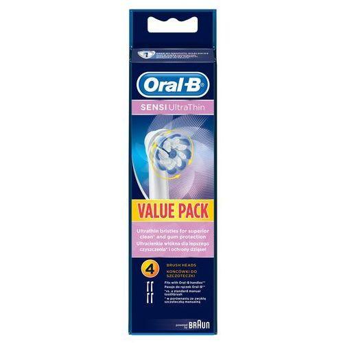 Końcówka szczoteczki ORAL-B Sensitive EB 60-4 (4 sztuki)