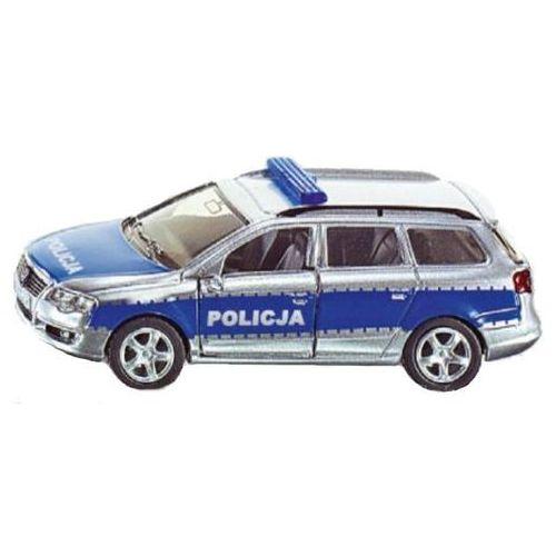 policyjny wóz patrolowy, marki Siku
