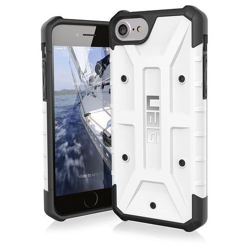 uag pathfinder etui ochronne iphone 8 / 7 / 6s / 6 (white) marki Urban armor gear