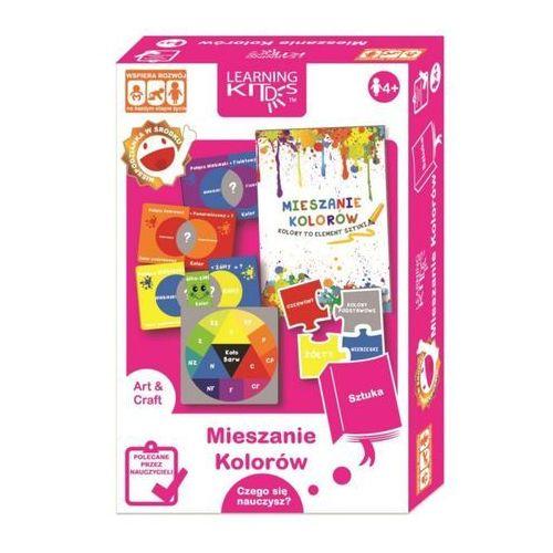 Karty edukacyjne - Mieszanie kolorów (6947632690596)