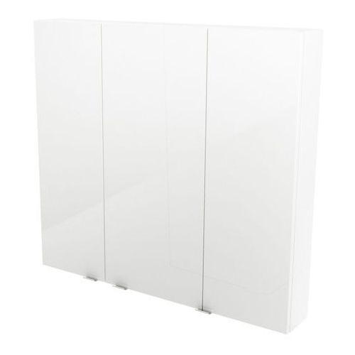 Szafka wisząca GoodHome Imandra 100 x 90 x 15 cm biała, CF114001