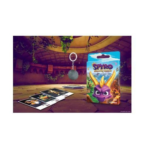 Bonus Pack CENEGA PS4 Spyro (5030917256837)