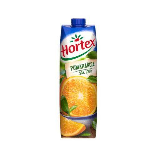 HORTEX 1l Pomarańcza Sok 100%
