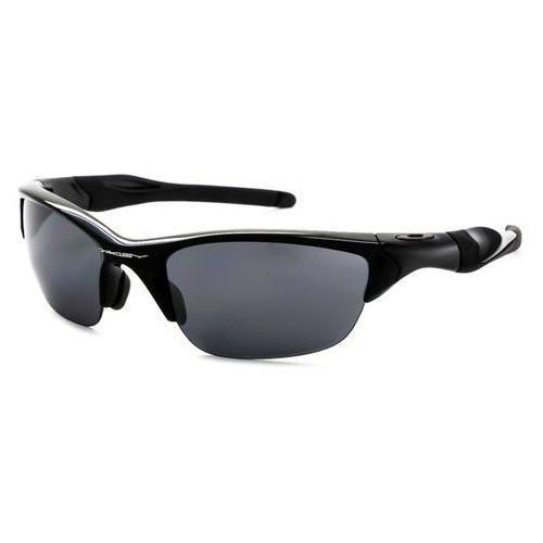 Okulary Słoneczne Oakley OO9144 HALF JACKET 2.0 Polarized 914404, kolor żółty