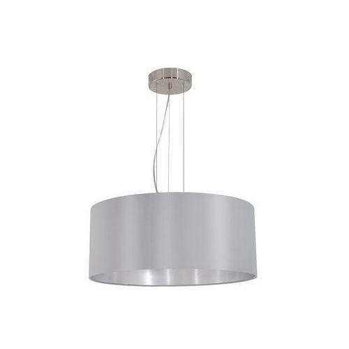 Eglo 31606 - Lampa wisząca MASERLO 3xE27/60W/230V