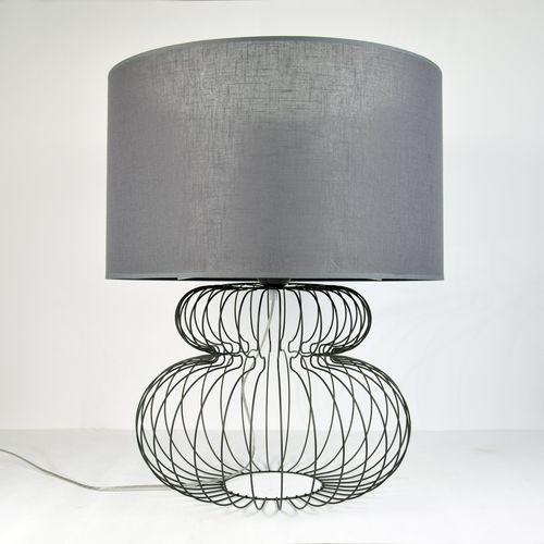 Lampa Big Mash Gray nr 2500, 059F-845F4