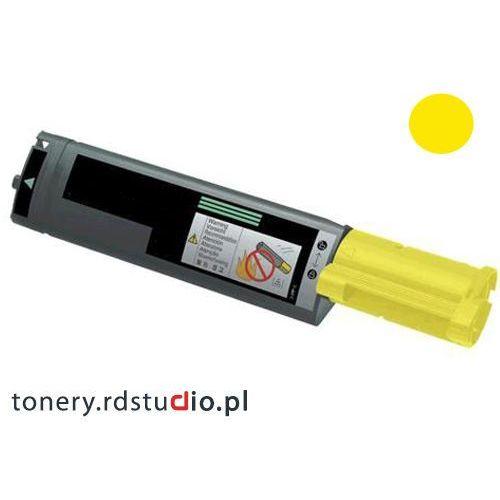 Toner do epson aculaser c1100 c1100n cx11n cx11nf cx11nfc - zamiennik yellow marki Quantec
