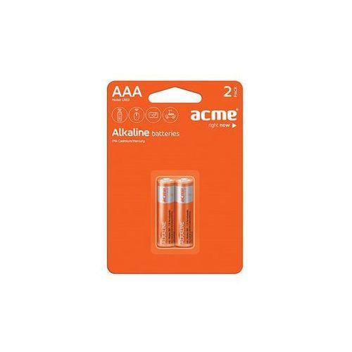 Bateria ACME LR03/AAA (2 szt.) (4770070855980)
