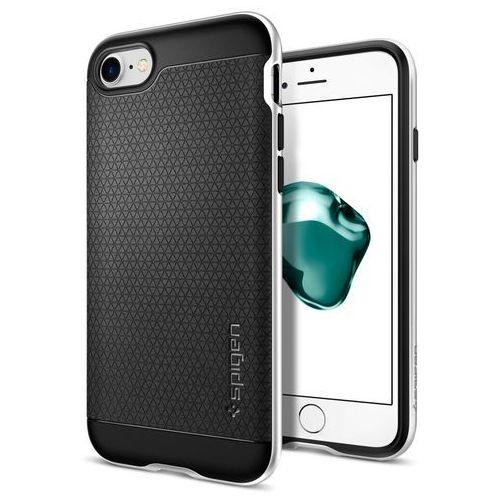 neo hybrid 042cs20520 iphone 7 (srebrny) marki Spigen