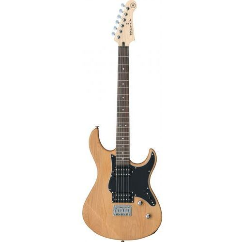 pacifica 120h yns gitara elektryczna, yellow natural satin marki Yamaha