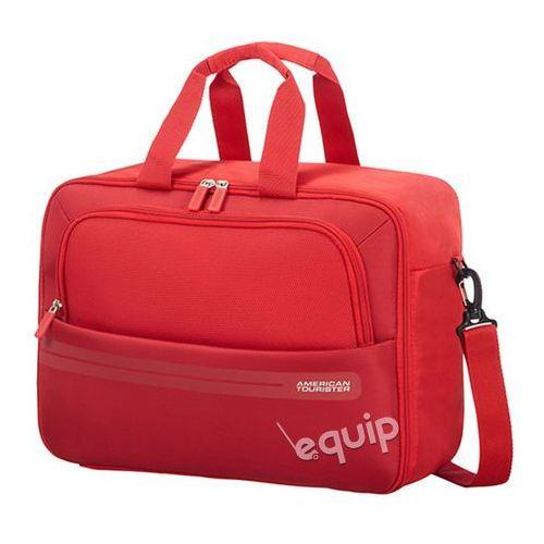 Plecak torba American Tourister Summer Voyager - czerwony (5414847746048)