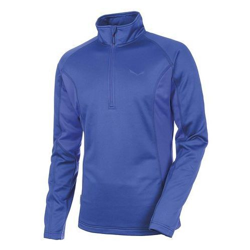 Nowa męska bluza puez pl m l/s tee blue rozmiar s marki Salewa