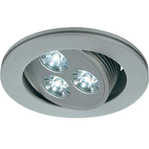 Oprawa wpuszczana TRITON LED ciepły biały, 111852